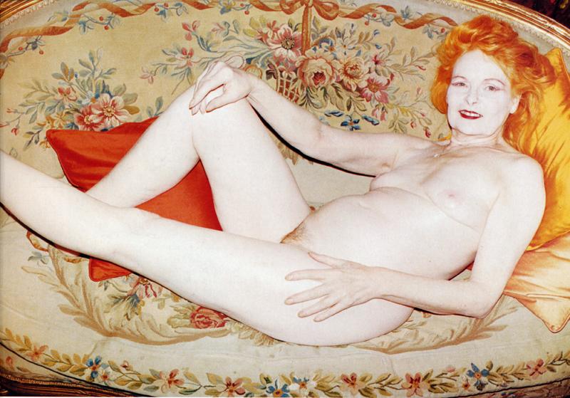 Lily Cole Juergen Teller